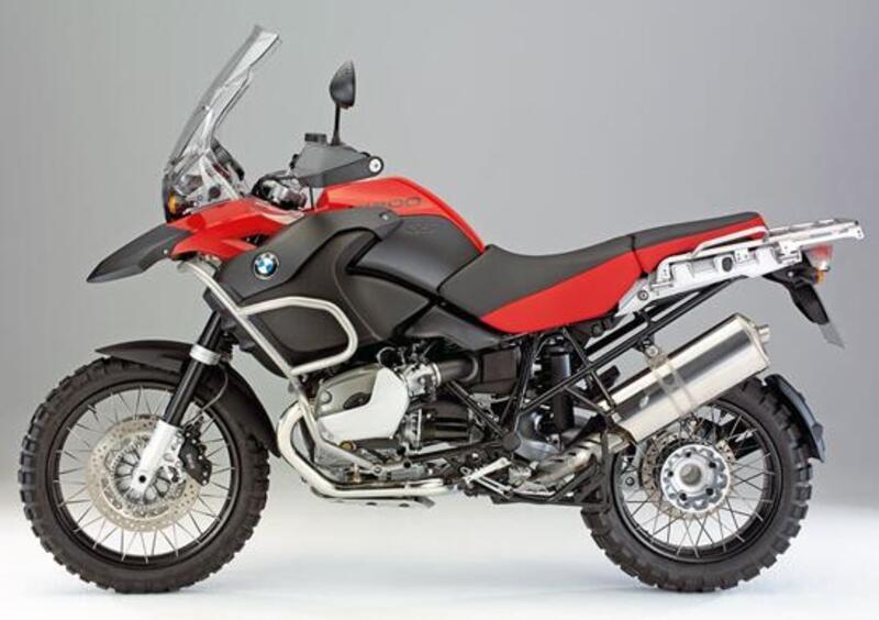 R 1200 GS ADVENTURE anno 2008 - 2009