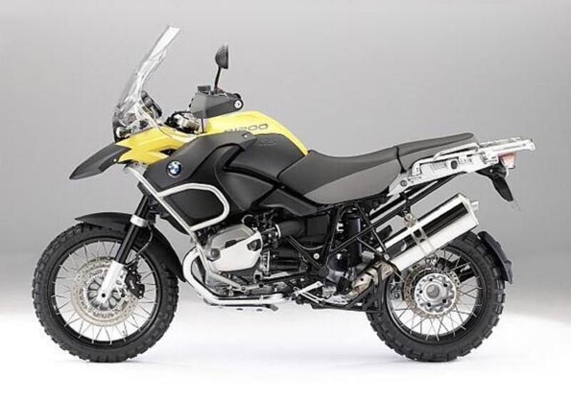 R 1200 GS ADVENTURE anno 2010 - 2012